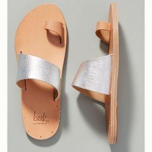 Beek Anthropologie Sandal Size 7
